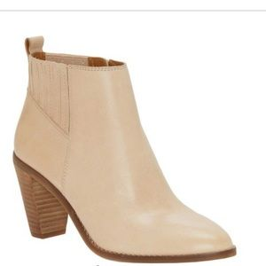 Lucky Brand Nesly Heeled Bootie